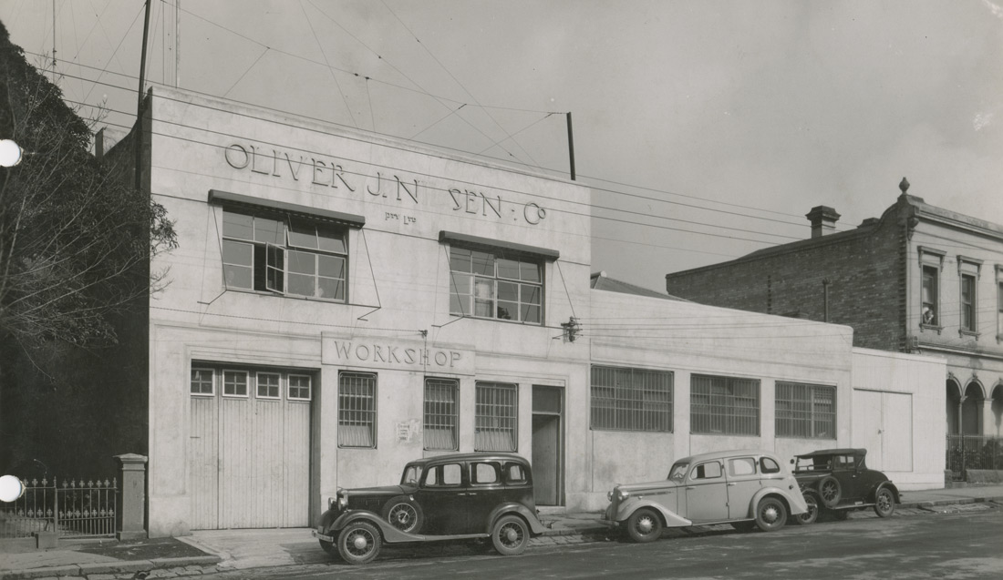 Nilsen family owned business founded in 1916