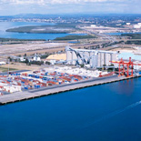 Brisbane Port Expansion – Berths 8 & 9