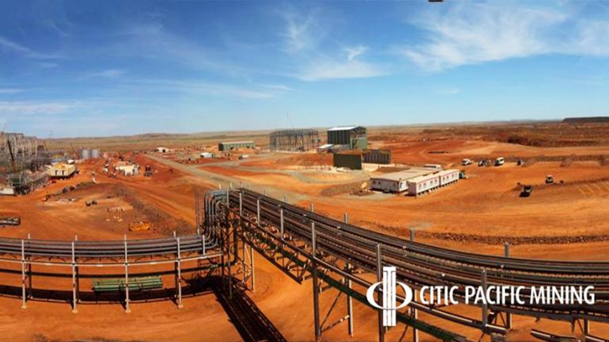 MCC Mining - Crushing and Concentrator Stockpile Electrical Installation Package